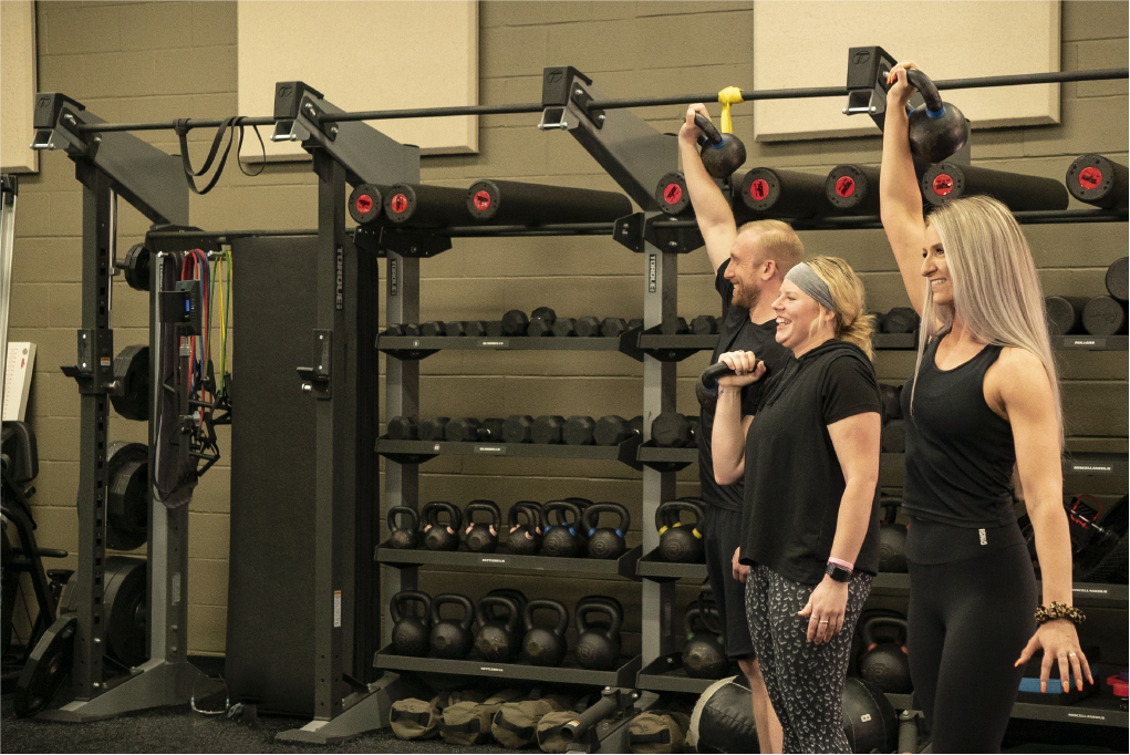 Training Options Lifting