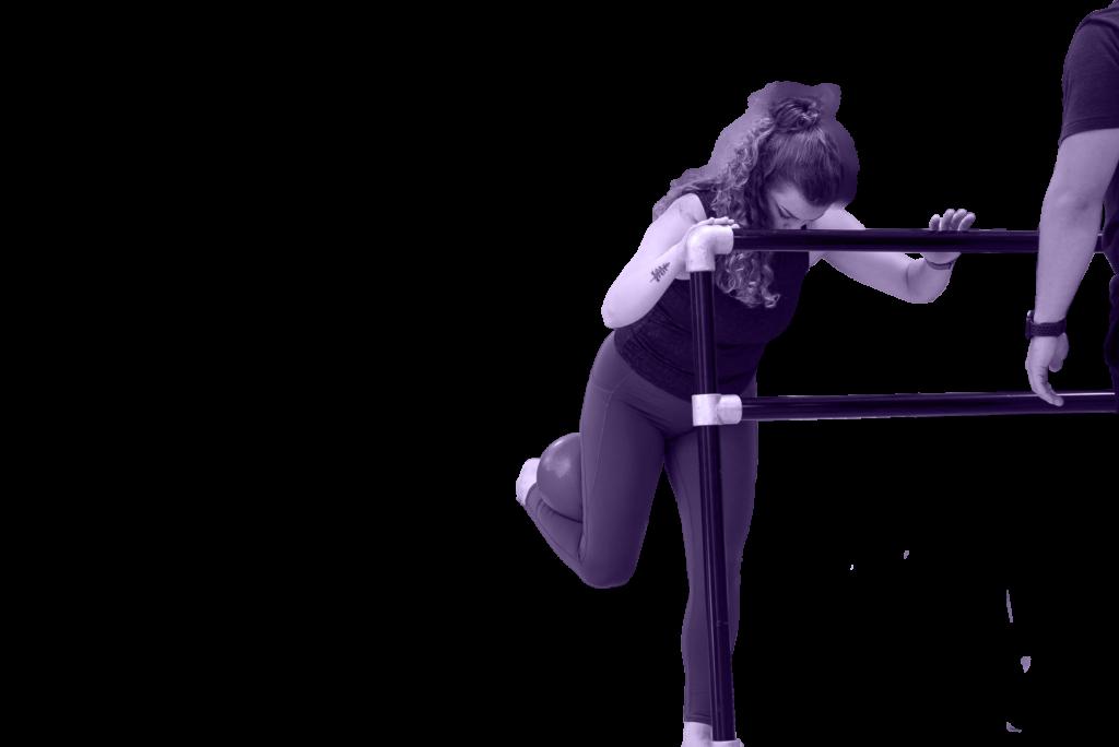 Pilates Masterclass 2021 - 339 Purple